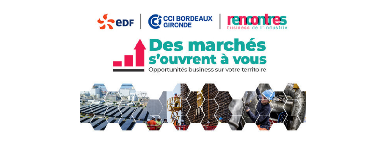 rencontres business industrie